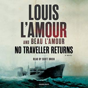 No Traveller Returns audiobook cover art