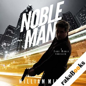 Noble Man audiobook cover art