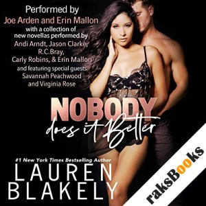Nobody Does It Better audiobook cover art