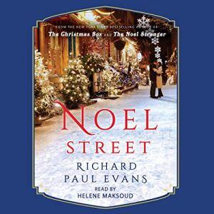 Noel Street audiobook cover art