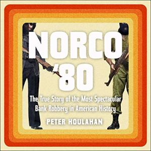 Norco '80 audiobook cover art