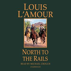 North to the Rails audiobook cover art