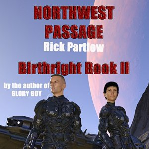 Northwest Passage audiobook cover art
