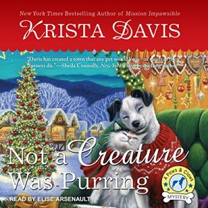 Not a Creature Was Purring audiobook cover art