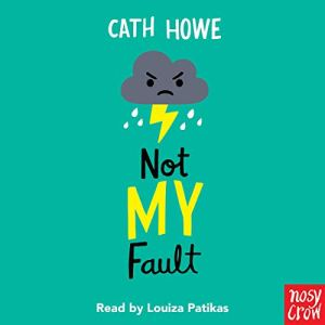 Not My Fault audiobook cover art