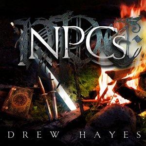 NPCs audiobook cover art