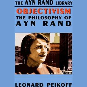 Objectivism audiobook cover art