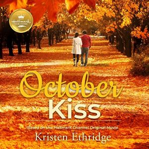 October Kiss audiobook cover art