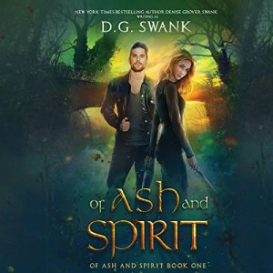 Of Ash and Spirit: A Curse Keepers Novel audiobook cover art