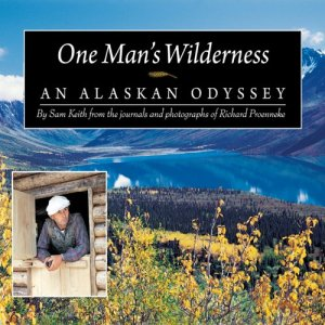 One Man's Wilderness audiobook cover art