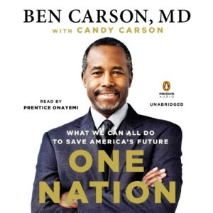 One Nation audiobook cover art