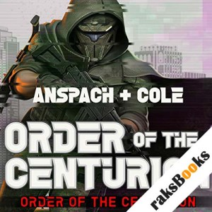 Order of the Centurion audiobook cover art