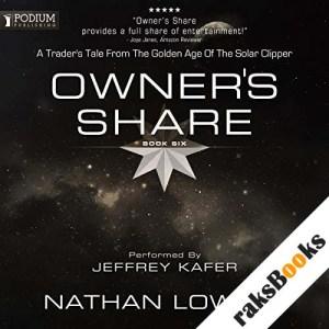 Owner's Share audiobook cover art
