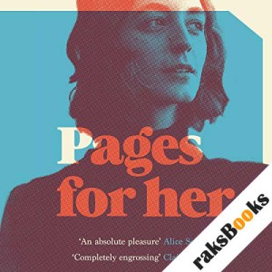 Pages for Her audiobook cover art