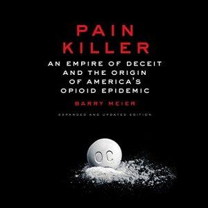 Pain Killer audiobook cover art