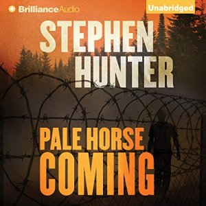 Pale Horse Coming audiobook cover art