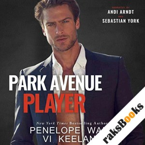 Park Avenue Player audiobook cover art