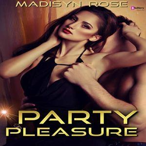 Party Pleasure audiobook cover art
