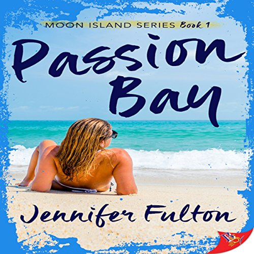 Passion Bay audiobook cover art
