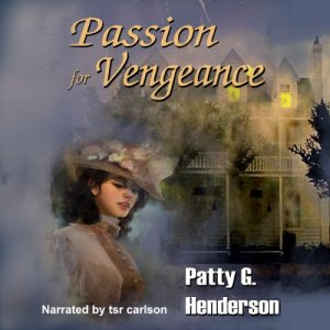 Passion for Vengeance audiobook cover art