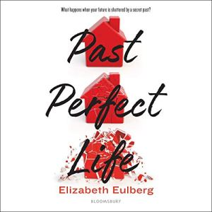 Past Perfect Life audiobook cover art