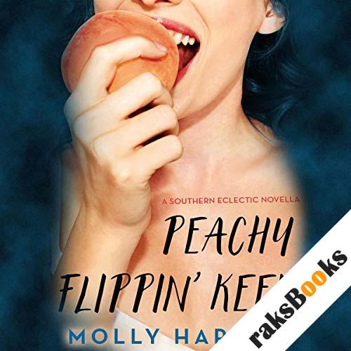 Peachy Flippin' Keen audiobook cover art