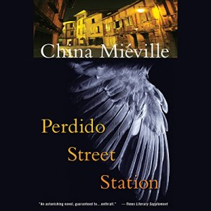 Perdido Street Station audiobook cover art