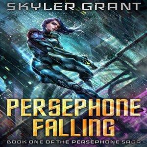 Persephone Falling audiobook cover art