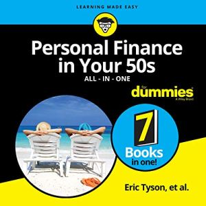 Personal Finance in Your 50s All-in-One for Dummies audiobook cover art