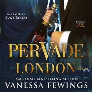 Pervade London audiobook cover art