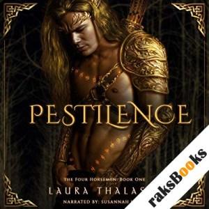Pestilence audiobook cover art