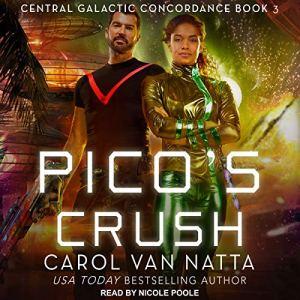 Pico's Crush audiobook cover art