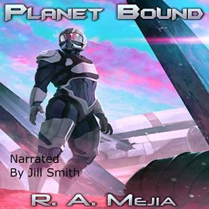 Planet Bound audiobook cover art