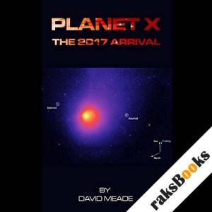 Planet X audiobook cover art