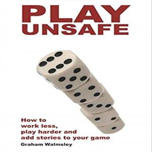 Play Unsafe audiobook cover art