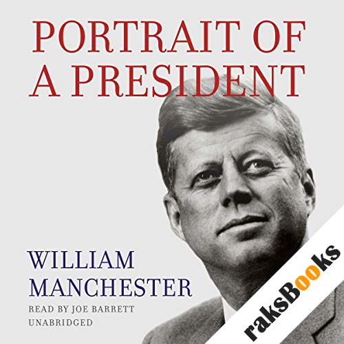 Portrait of a President audiobook cover art