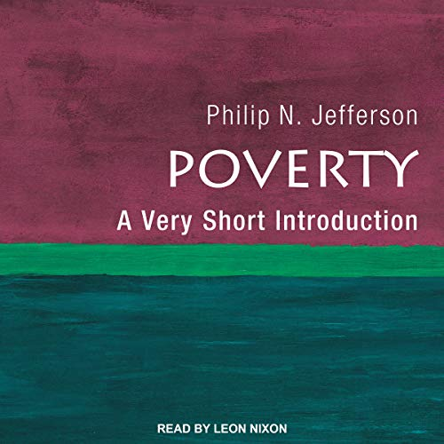 Poverty audiobook cover art