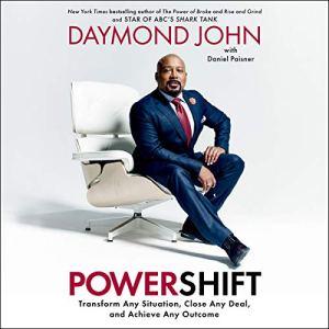 Powershift audiobook cover art