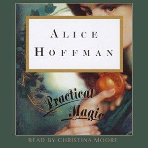 Practical Magic audiobook cover art