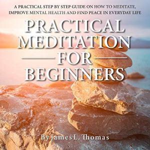 Practical Meditation for Beginners audiobook cover art