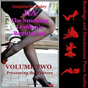 Pressuring the Visitors audiobook cover art