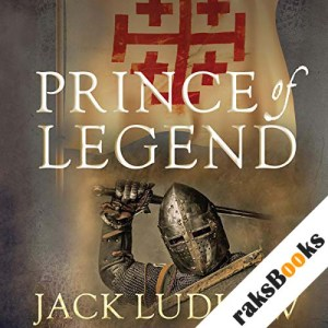 Prince of Legend audiobook cover art