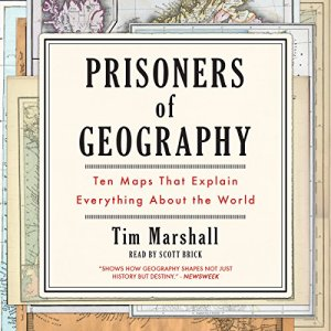 Prisoners of Geography audiobook cover art