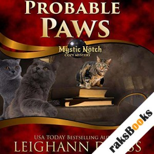 Probable Paws audiobook cover art