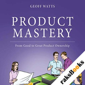 Product Mastery audiobook cover art