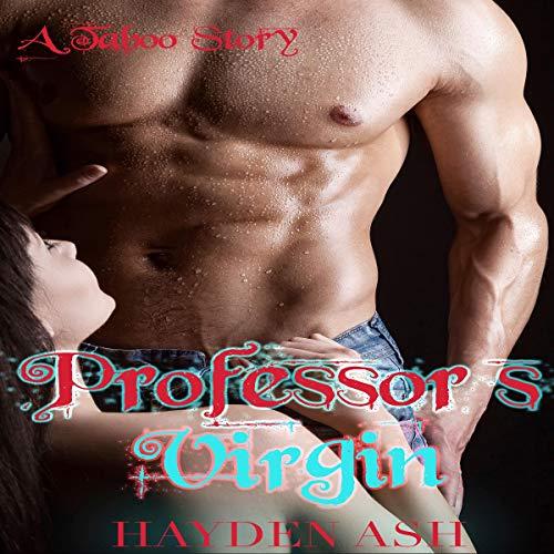 Professor's Virgin audiobook cover art