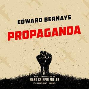 Propaganda audiobook cover art