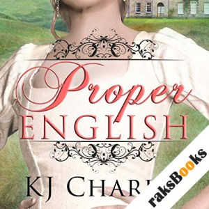 Proper English audiobook cover art