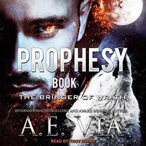 Prophesy: Book II: The Bringer of Wrath audiobook cover art