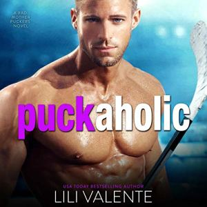 Puck Aholic audiobook cover art